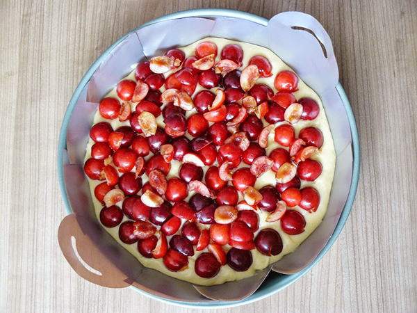 Cake Thon Tomate Confie